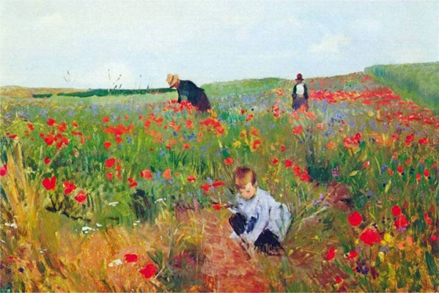 Mary Cassat-Coquelicots et Poppies.jpg